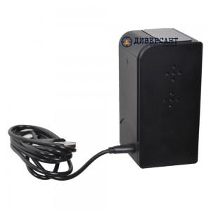 Скрита IP-камера с PIR-сензор в черна кутия  2