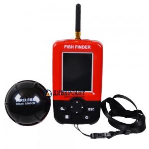 Безжичен FishFinder сонар за откриване на риба  2