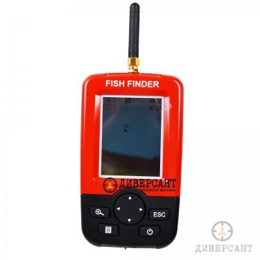 Безжичен FishFinder сонар за откриване на риба